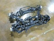 Jdm Nissan Silvia S13 Sr20det Lsd Differential Manual 38311-40f00 Front And Rear