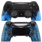 Custom Ps4 Controller With Scuf-like Paddles