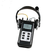 Jw4103 Optical Talk Set With Red Light Source 60km Meter Network Test Catv Tool