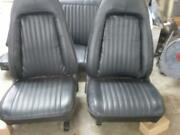 1970-1972 Plymouth Barracuda Newly Re-upholstered Front And Rear Seats