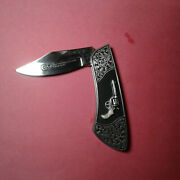 Franklin Mint Collectable Knife Colt 1877 Double-action Lighting No Case