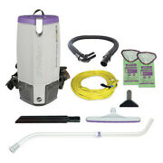 Proteam 107303 Proteam 10 Qt. 120v, 1108w Backpack Vacuum Cleaner