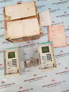 Siemens 7sj5311-5ea02-1ca1/ff Overcurrent Protection And Control Relay
