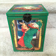 Enesco Merrily The Clown Limited Edition Musical Jack In The Box By Faith Wick