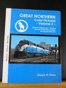 Great Northern Color Pictorial Volume 2 Motive Power Review Division Assignment,
