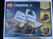 Lego Creator 3in1 Pirate Ship 31109 [new, Sealed]