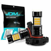 Yellow High Power 2504 Led Daytime Running Light Bulbs For Jeep Compass 17-2019
