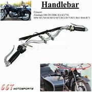 For Bmw Motorcycle Ural M72 Original Handlebar Hand Lever Grip Control Assembly