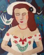 Catriona Millar Print - Limited Edition Signed Giclee Print Belle