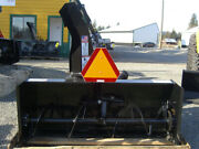64 Yanmar By Woods Equipment 3-point Tractor Snow Blower Model Ysb64