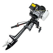 3.6hp 4 Stroke Outboard Motor Fishing Boat Engine Cdi Water-cooling 1.8l Tank