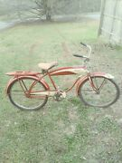 Columbia Built Bicycle Three Star Deluxe