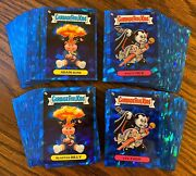 2020 Topps Garbage Pail Kids Sapphire Complete Set W/ 166 Cards All Series 1 + 2