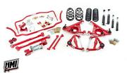 78-88 G-body Umi Performance Suspension Handling Package Stg 3.5 Red 1 Lower