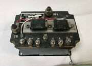 Hartman Electrical Mfg. Co. Cutout-reverse Current Relay A 957b 28v 200a + Tags