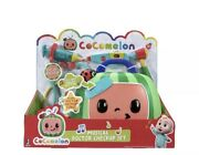 Cocomelon Musical Doctor Checkup Set Case 4 Play Pieces With Sound And Dr Song