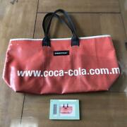 Freitag F 73 Cooper Tote Bag Coca-cola Transcription One-of-kind F/s From Japan