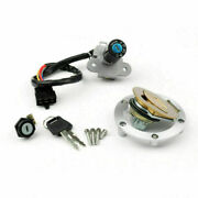 Ignition Switch Gas Cap Lock Key Set For Ducati Cagiva Mito125 Monster900 C0