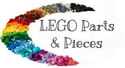 Lego Parts Piecestile 2 X 4 Lightning Exhaust Pipe 95 Rt Sidepart 87079pb031r