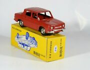 Dinky Toys Junior N°103 Renault R8 Uncommon Never Unplayed In Box 1/43