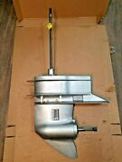 Honda Bf 130 Standard Rotation. 25andrdquo Shaft With Extension Plate. 2006