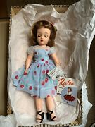 Revlon Doll By Ideal Vintage Doll In Original Box