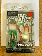 Han Solo A New Hope 2004 Star Wars The Original Trilogy Collection Moc