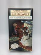 Peter Rabbit The Tailor Of Gloucester Beatrix Potter Vhs 1993 Collectors Edition