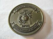 Headquarters And Service Battalion Hqsvcbn Mcb Butler Fmf Corpsman Challenge Coin