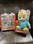 Cocomelon Toys Jj And 6pc Figurines