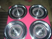1969 Buick Electra 225 Hubcaps