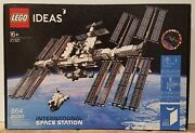 Lego Ideas 21321 International Space Station Iss Brand New Sealed Ships Fast