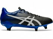 Asics Rugby Spike Menace 3 St 1111a084 Black/white