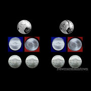 2019 + 2020 P+d+s Jefferson Mint Proof Set Pd From Mint Set And Pd Bank Rolls
