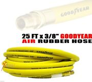 3/8 X 25and039 300psi Continental Rubber Hose Air Tool Compressor Oil Grease Hoses