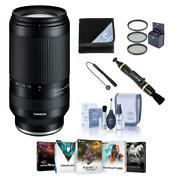 Tamron 70-300mm F/4.5-6.3 Di Iii Rxd Lens For Sony E-mount W/pc Software Acc.