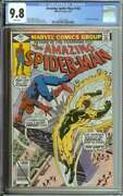 Amazing Spider-man 193 Cgc 9.8 White Pages // Human Fly Appearance