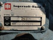 Ingersol Rand Air Compressor Two Stage Type 30 Used Local Pickup Lancaster Pa