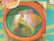 Collectible Scooby Doo Christmas Ornament In Box Rare 70and039s Euc