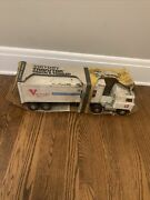 Ertl Toys No 3087 Victory International Transtar Truck And Trailer - Boxed
