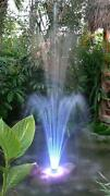 Multi-color 108 Led Lighted Water Fountain- W/ 1000 Gph Pump -for Ponds