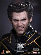 X-men The Last Stand Wolverine Hot Toys 1/6 Figure Sideshow Statue 16 Sealed