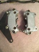Buell Rr1200 Front Brake Calipers Made From Unobtanium Rare Sheet