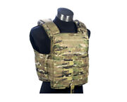 Flyye Armor Chassis Gen2 Plate Carrier Molle Tactical Vest - Multicam Camo Crye