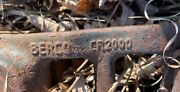 Berco Cr2000 Caterpillar D6 And Loader Track Chain 40 Links