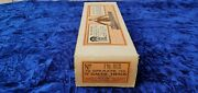 1930s Lionel 710 Red Passenger Car Box From 241e Set