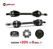 New All Balls Antriebswelle Polaris Rzr 900 60 Inch 15-17 Extreme +20- Front