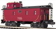 ✅mth Premier New York Central Steel Caboose 20-91373 For Nyc Diesel Steam Engine