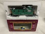 ✅mth Premier New York Central Steel Caboose 20-91087 For Nyc Diesel Steam Engine