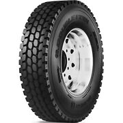 4 Tires Double Coin Rlb452 11r22.5 Load G 14 Ply Drive Commercial